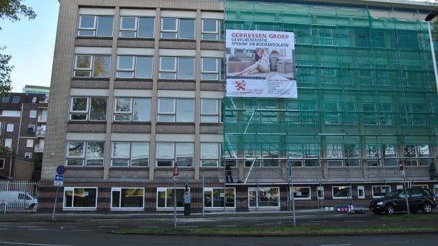 Gevelreiniging I Gevelrenovatie I Oude Kraan Arnhem
