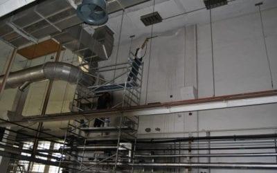 Industriële reiniging | Industriepark Kleefse Waard | Arnhem