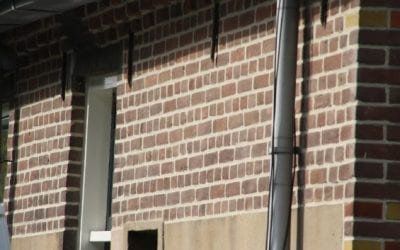 Gevelrenovatie zijgevel I Woonhuis | Nijmegen