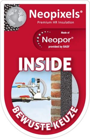Neopixels inside