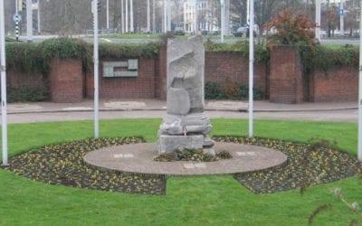 Reiniging I Verwijderen graffiti van oorlogsmonumenten I Gemeente Arnhem