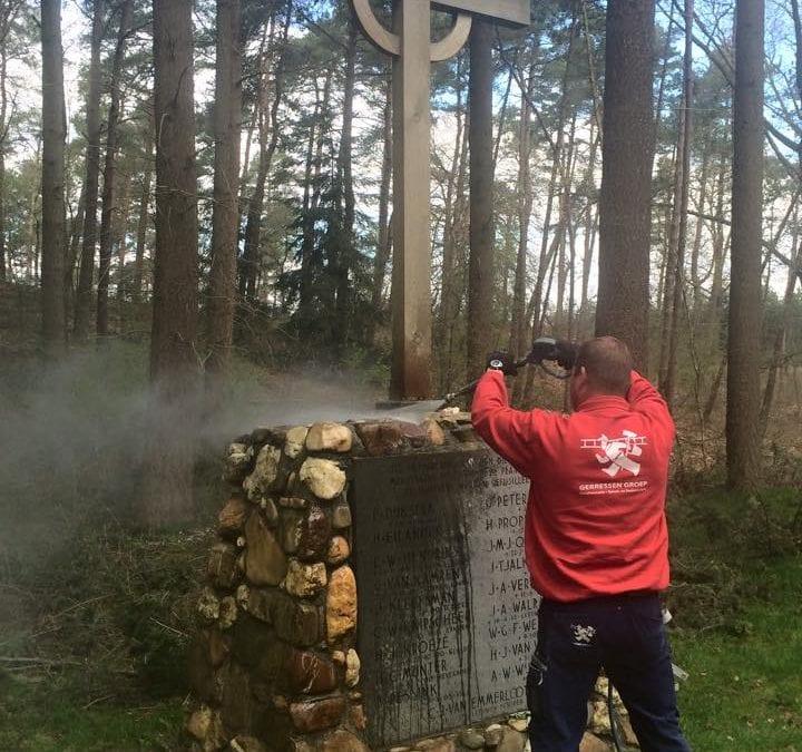 Reinigen   Monumenten   Gemeente Arnhem