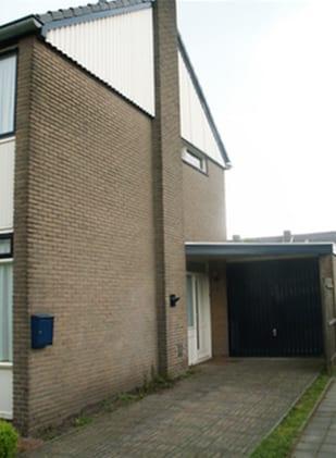 GEvelrenovatie huis Arnhem