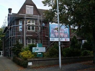 Gevelrenovatie | Nijmegen | Berg en Dalseweg