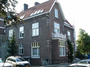 Gevelrenovatie   Nijmegen   Berg en Dalseweg